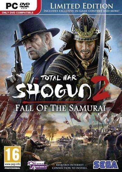 Shogun 2 Total War La Caida De Los Samurais  [2012][ PC][Espanol][Accion][Multihost]
