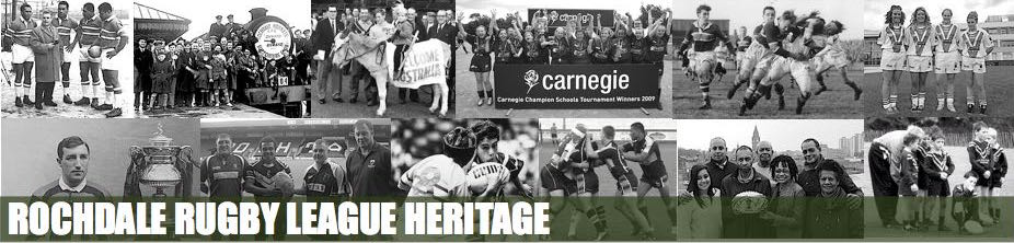 Rochdale Rugby League Heritage