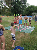 Summer Outdoor Camp Games