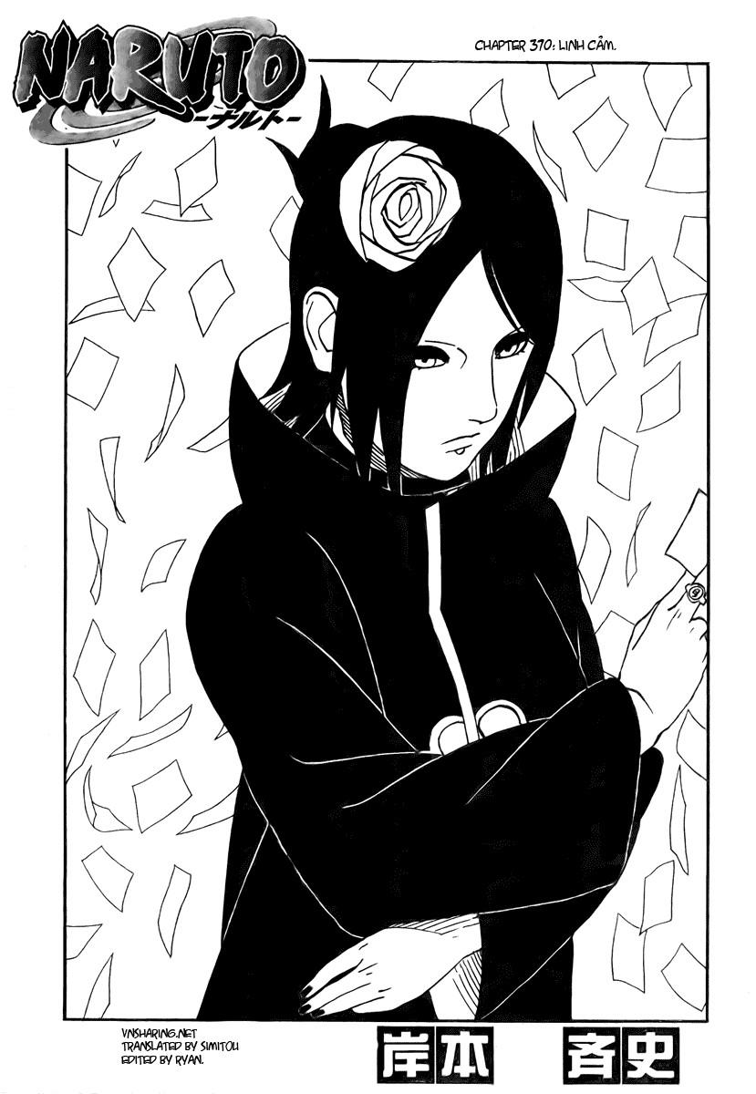 Naruto chap 370 Trang 1 - Mangak.info