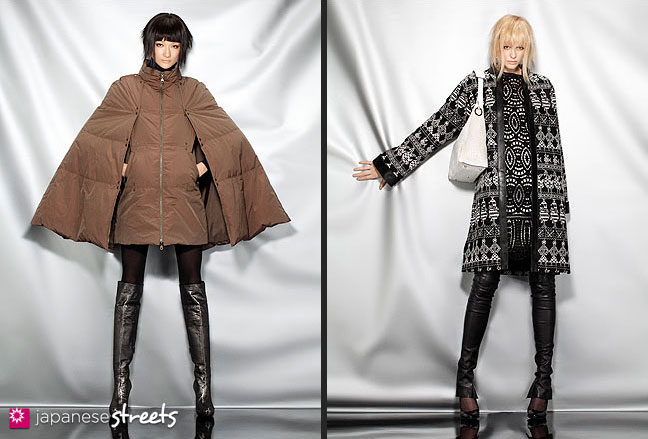 Vogue Made Me Do It Japan Fall Winter Fashion Week Highlights Miss Ashida