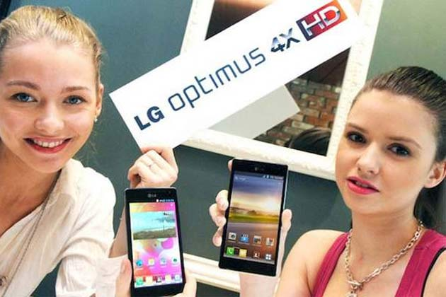 LG Optimus 4X HD, Optimus L5
