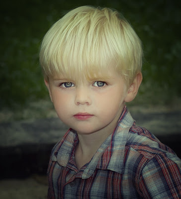 Mi amigo Joshua de Alemania - Cute little boy