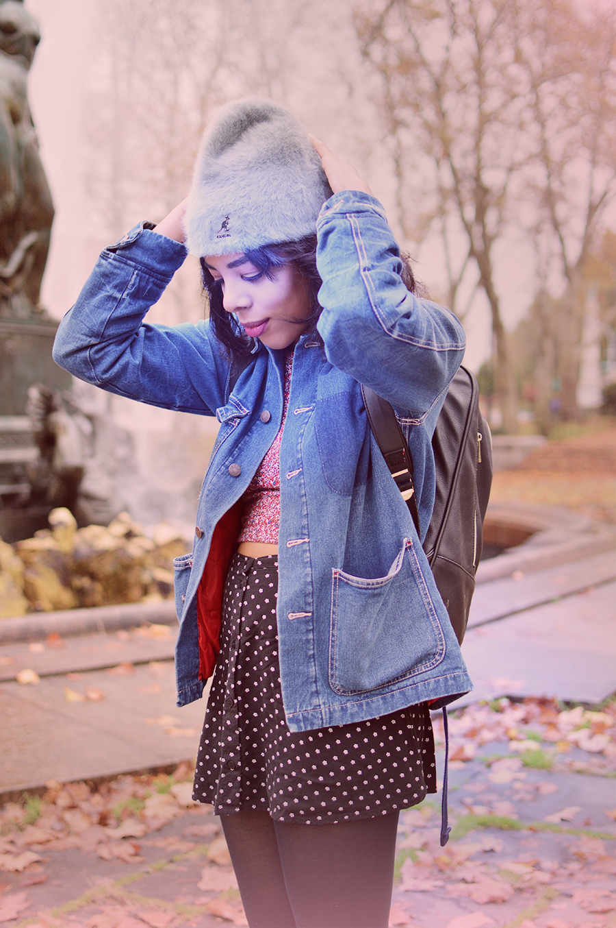 Brooklyn Indie Hipster Blogger Anais Alexandre of Down to Stars
