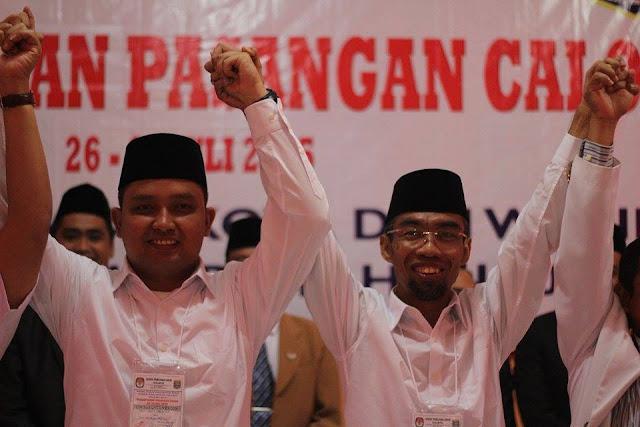 Politisi Senayan Ramaikan Kampanye Pilkada Metro Lampung