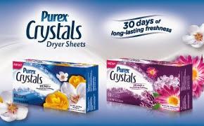 Purex Fabric Softener Sheets