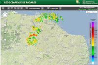 Precipitação por Radar