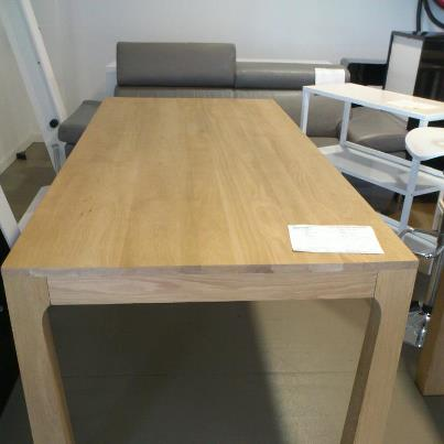 L 39 ile aux creations achat pour la maison table toronto alinea - Salle a manger en solde ...