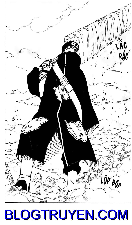 Naruto chap 255 Trang 17 - Mangak.info