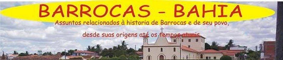 BARROCAS - BAHIA