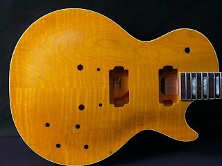 corsa guitars PGGM