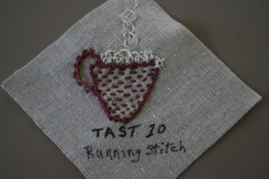 Running Stitch
