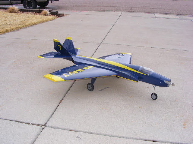 Hangar 9 F-22 Raptor