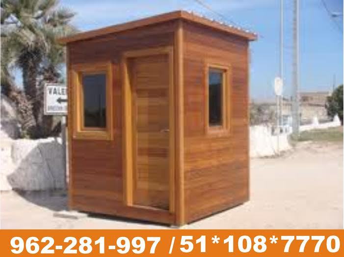 Casas prefabricadas casetas m dulos precios - Casetas de madera para terraza ...
