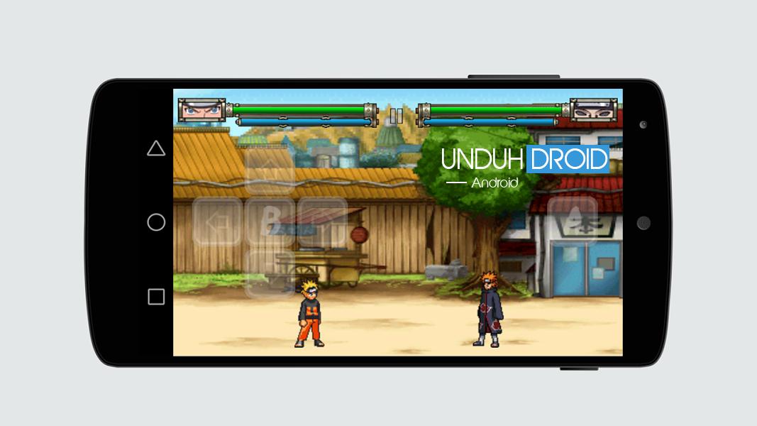 2 Game Naruto Keren di Android