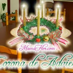 Aprende a hacer Corona de Adviento Navideño, con materiales fáciles