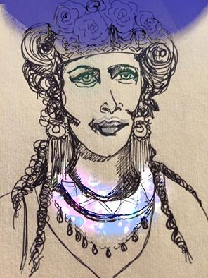 Maria Sophia, Amethyst Rose