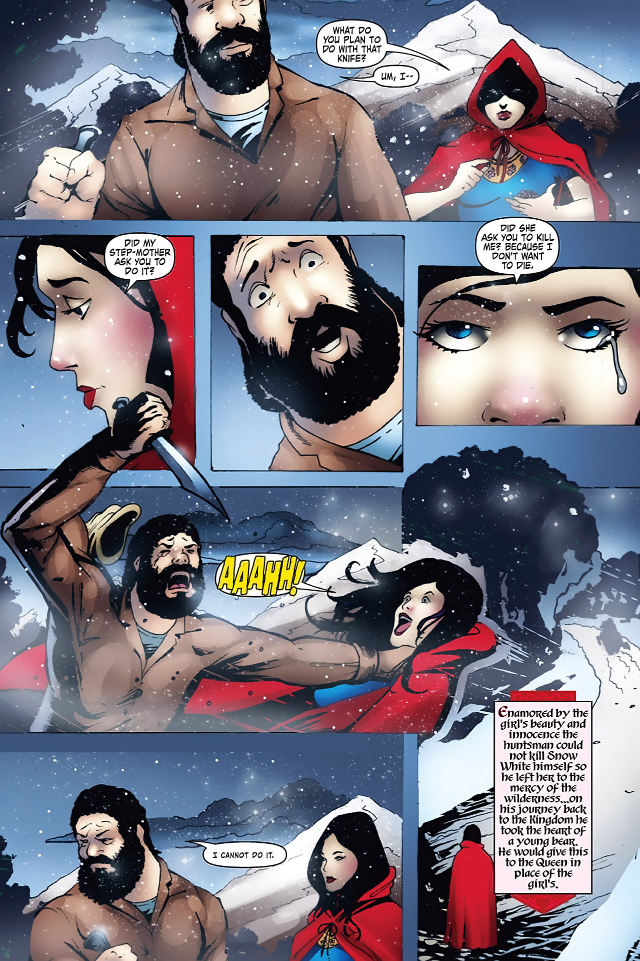 Grimm Fairy Tales (2005) Issue #7 #10 - English 13