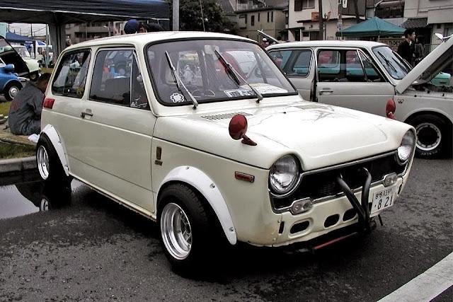 JDM Honda N600