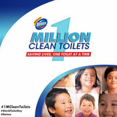 1 Million Clean Toilets