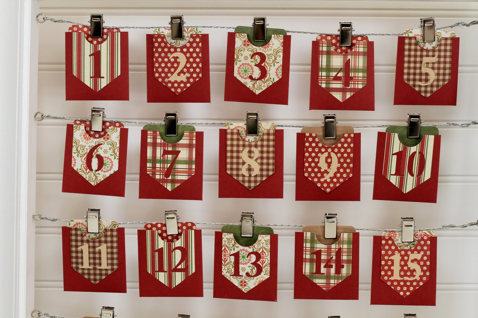 The paper boutique november 2013 for Pinterest advent
