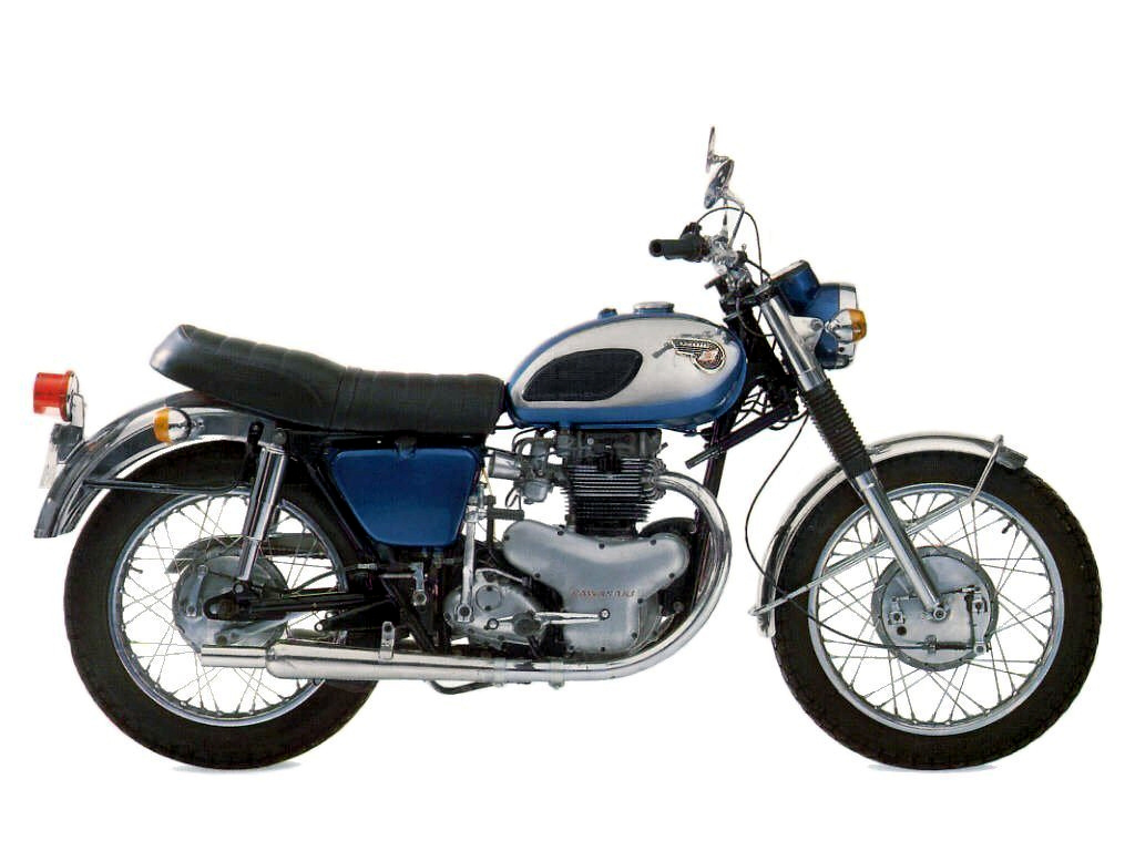 tales from the road featured bike kawasaki w650. Black Bedroom Furniture Sets. Home Design Ideas