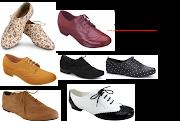 O modelo de calçado recebeu esse nome justamente por ser muito utilizado .