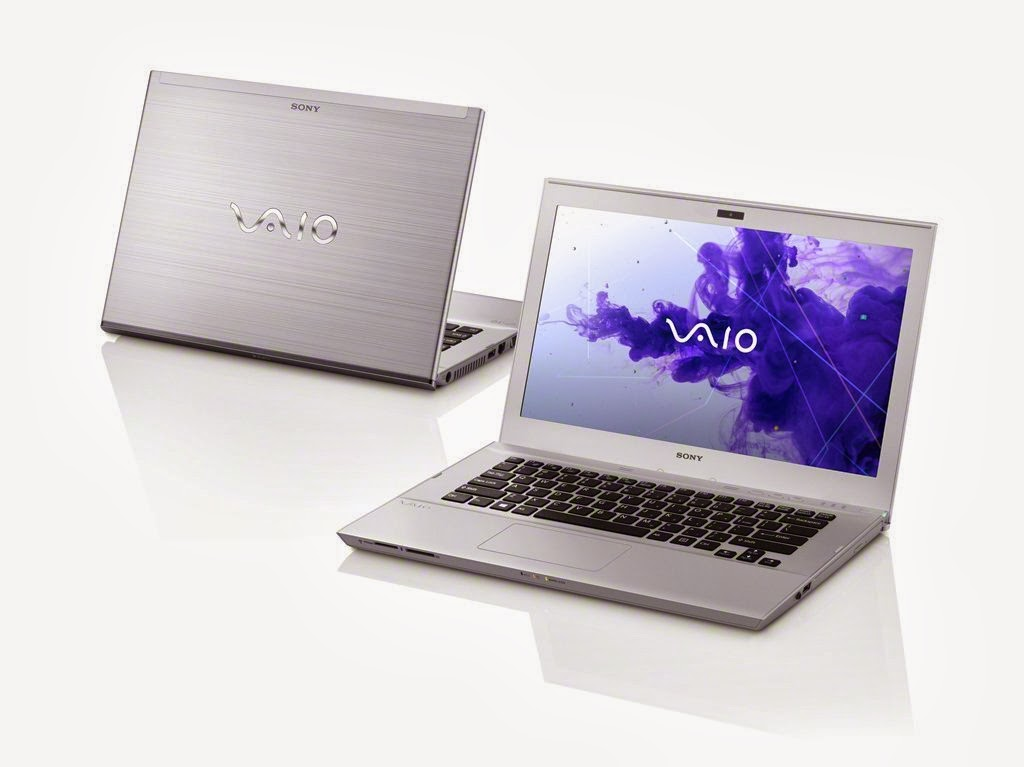 vaio sony laptop 2013