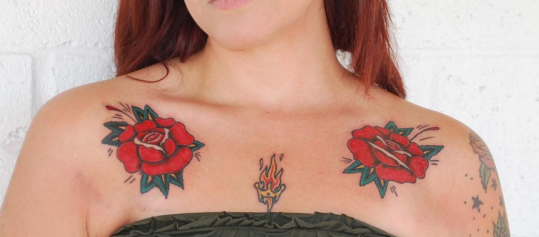 Black Rose Tattoo Tucson