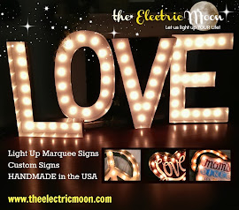 Marquee Light Up Signs