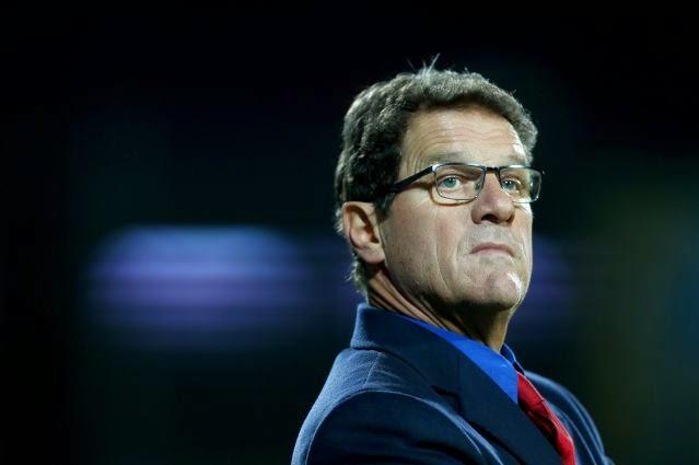 Фабио Капелло, тренер сборной России по футболу