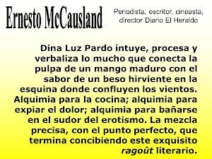 Comentario de ERNESTO McCAUSLAND
