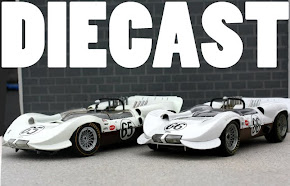 DieCast models
