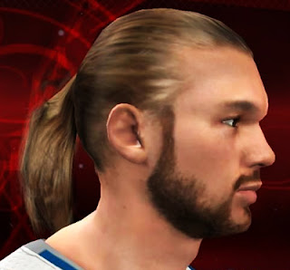 NBA 2K13 Lou Amundson Cyber Face Mods