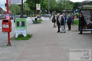 Hammer Landstraße - U Burgstraße