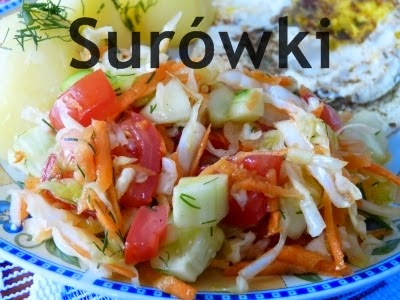 Surówki