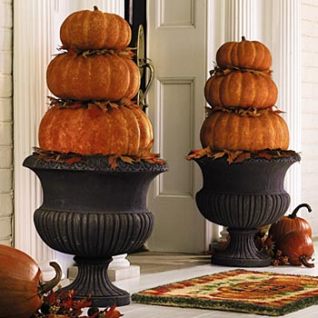 Neil Alan Designs: Life + Style: Front Porch Fall Decor Ideas