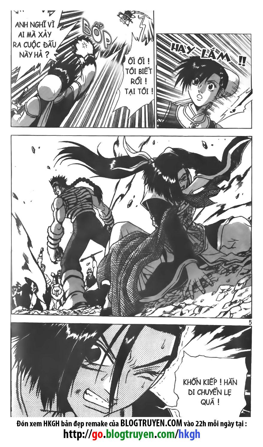 Hiệp Khách Giang Hồ chap 166 page 5 - IZTruyenTranh.com