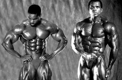 Serge Nubret Bodybuilder