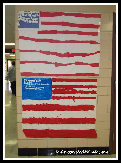 photo of: Project Based Learning Approach to Patriotic Investigation via RainbowsWithinReach