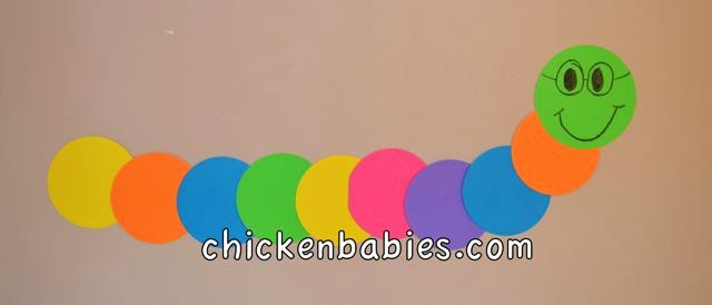 Summer Reading Bookworms - Chicken Babies