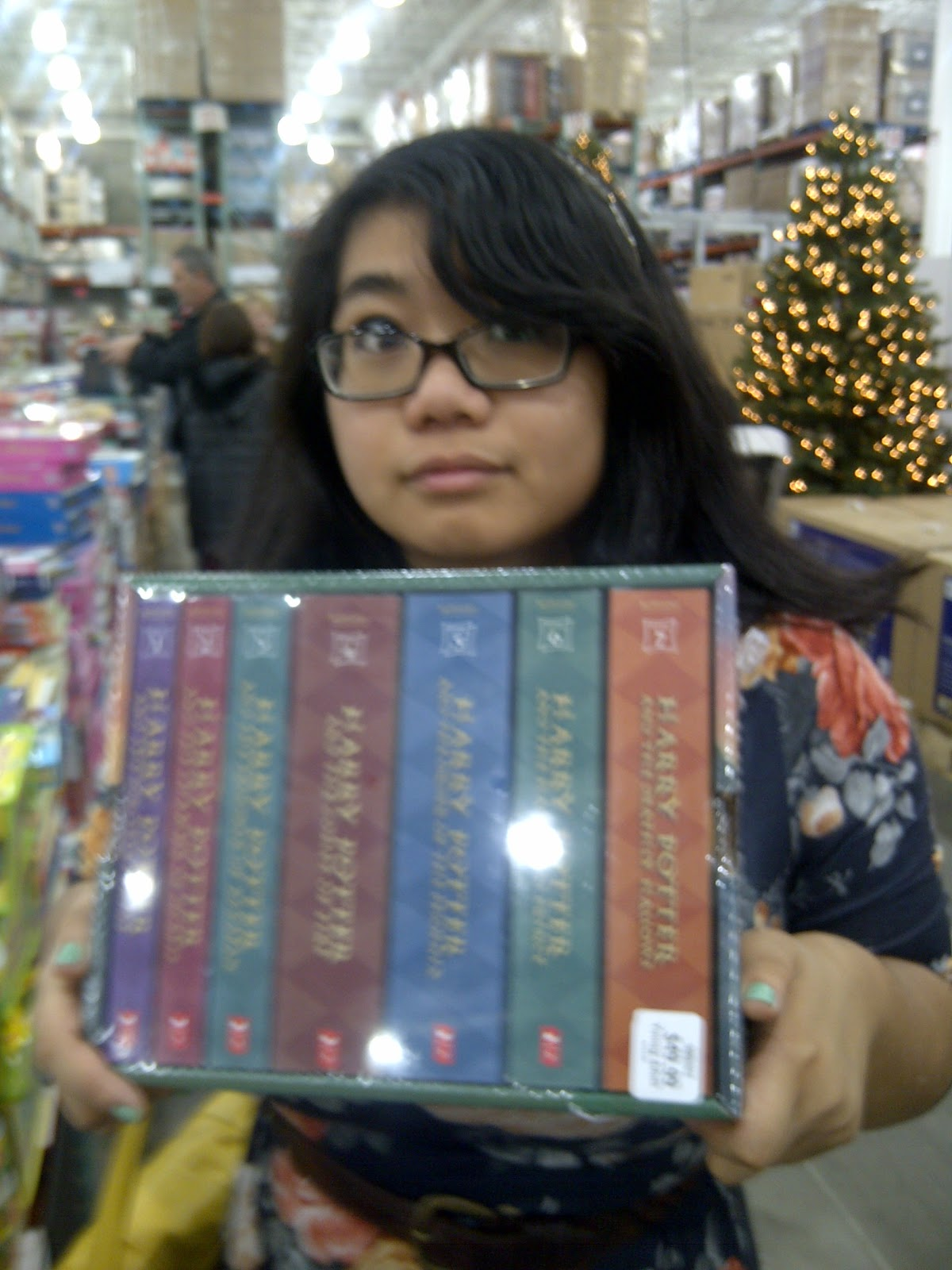 Harry Potter Book Set Costco : Words and rhymes notes all the things i wish wrote