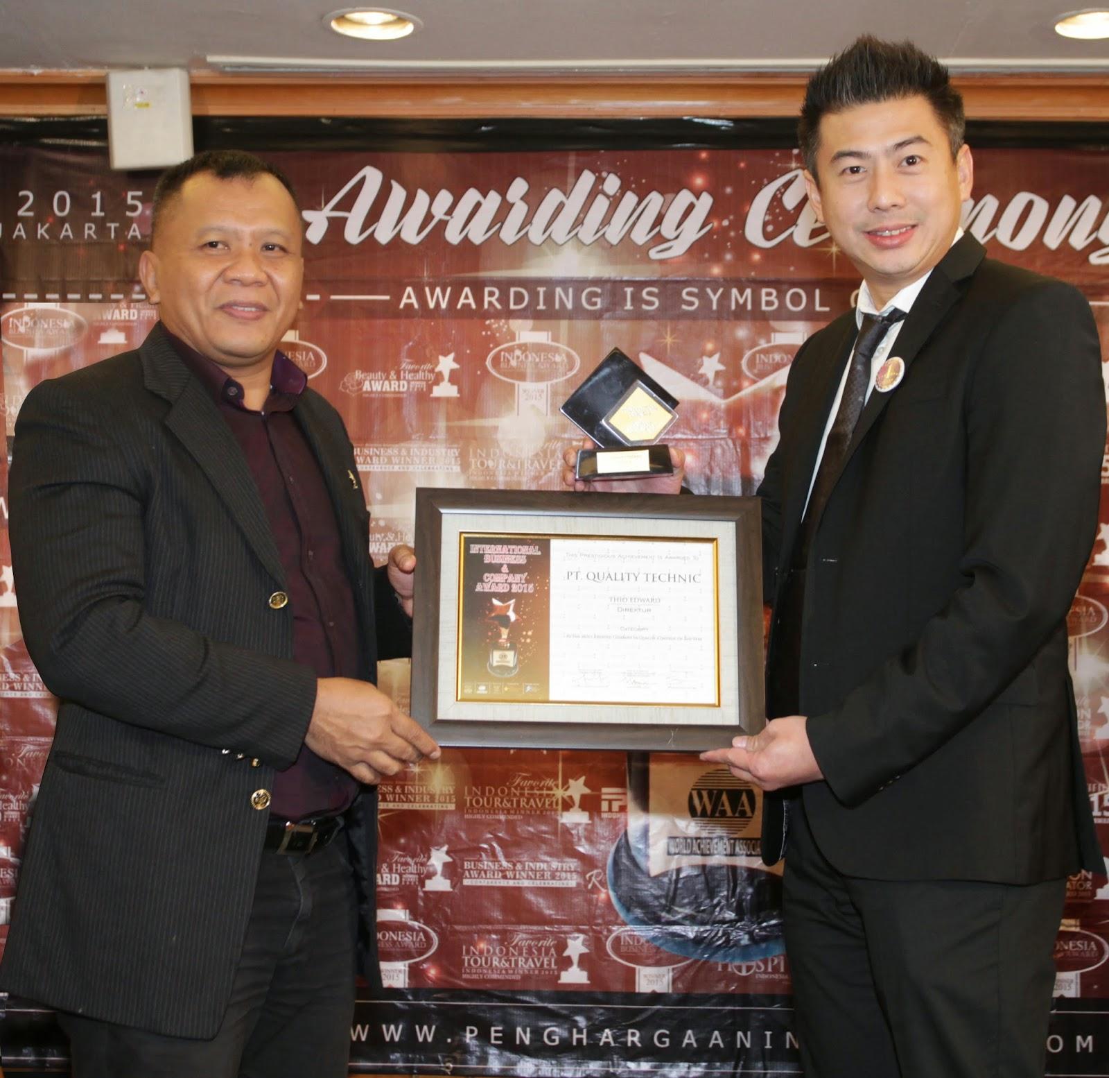 Quality Technic - Quality Power Awards