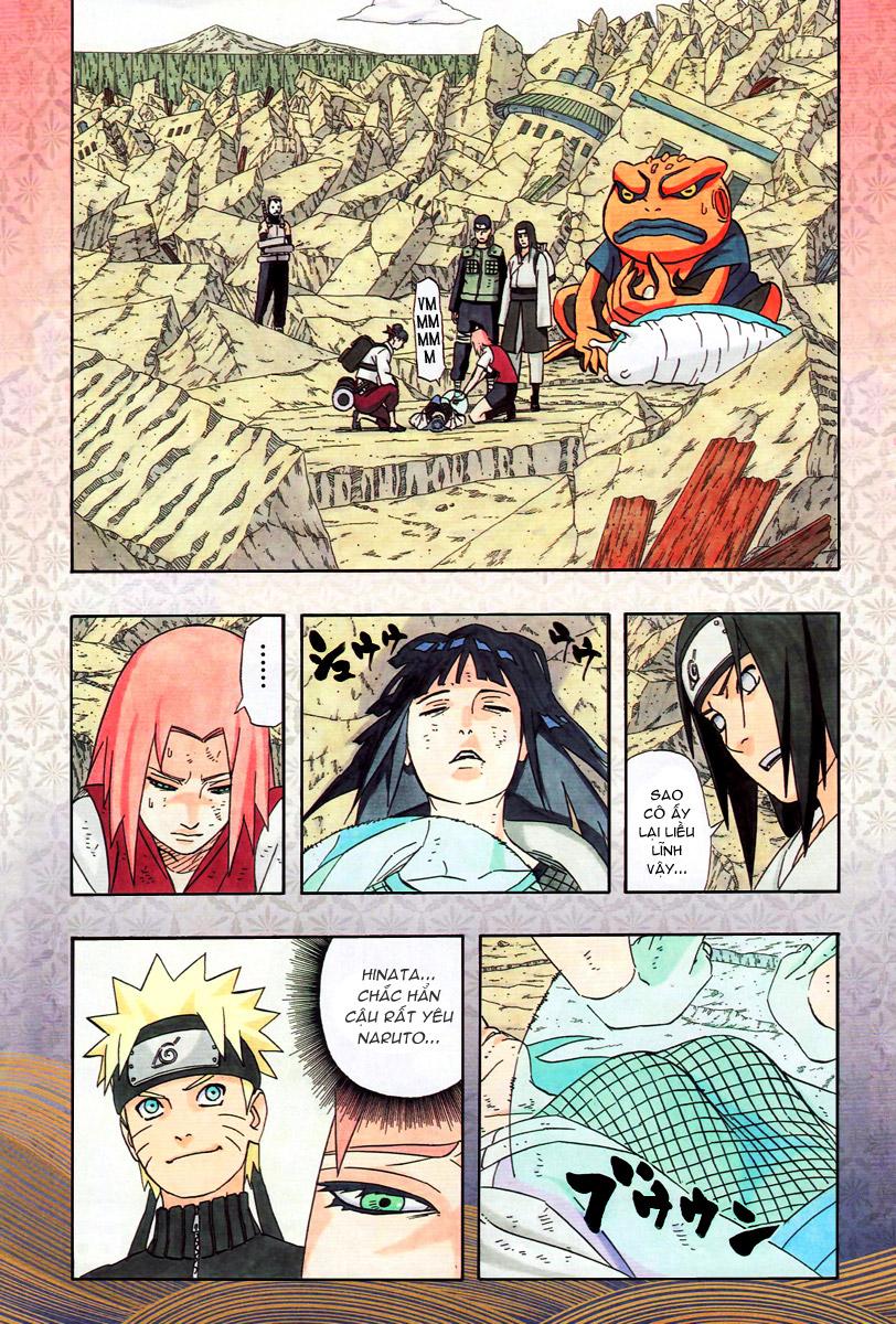Naruto chap 442 Trang 3 - Mangak.info