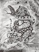 Desenhos de Tatuagem Oriental #5