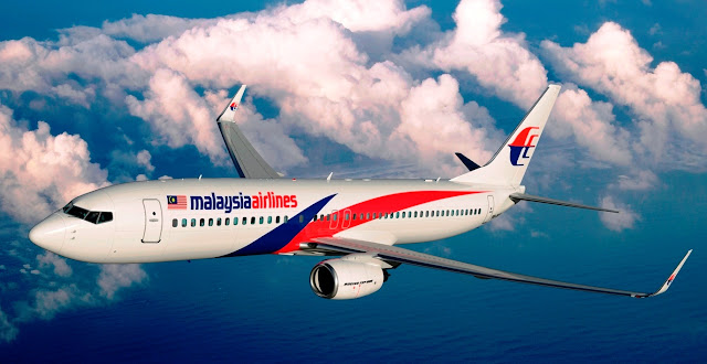 Flight by Malaysia Airlines