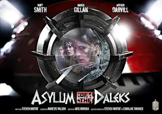 The Asylum Of The Daleks