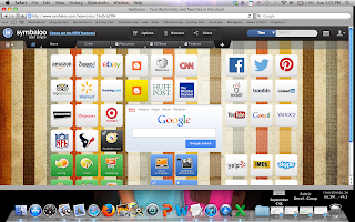 My Symbaloo Account