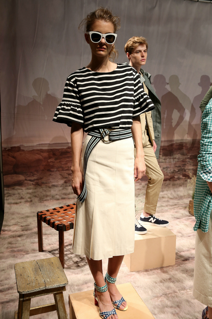 The best looks from NYFW SS16 - J. Crew Runway