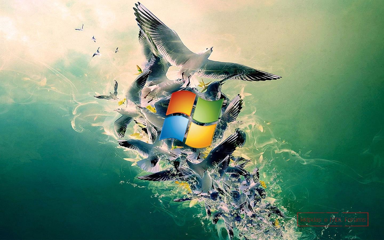 Wallpaper Windows 7 Keren images